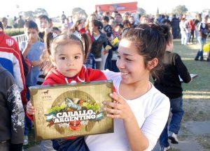 hipódromo de las flores, juego infantil caballo argentino