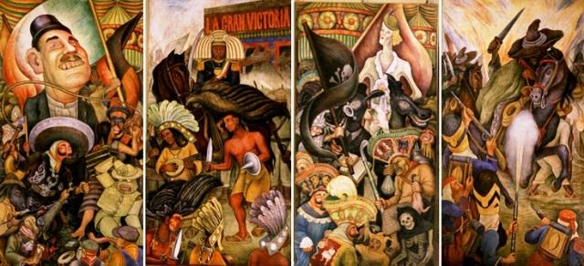 Movimiento muralista mexicano free mirrors 26774967 for Definicion periodico mural