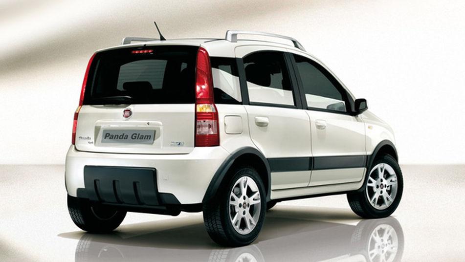 2009 Fiat Panda Multi Eco Concept Car Pictures