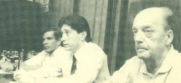 Carlos Felice juventud