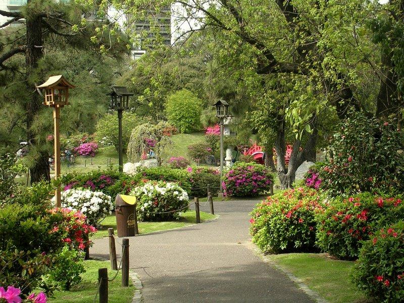 Lugares de buenos aires el jard n japon s un rinc n for Jardin japones palermo