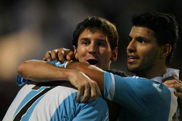 El festejo argentino | Mauro Alfieri