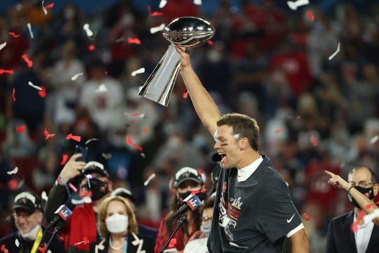 Super Bowl: Tom Brady, en el Olimpo de grandes del deporte norteamericano