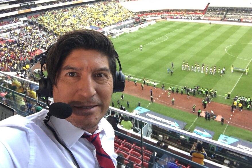 """Iván Zamorano: """"El fútbol es de vida o muerte, por eso el que mejor me representa es Simeone"""""""